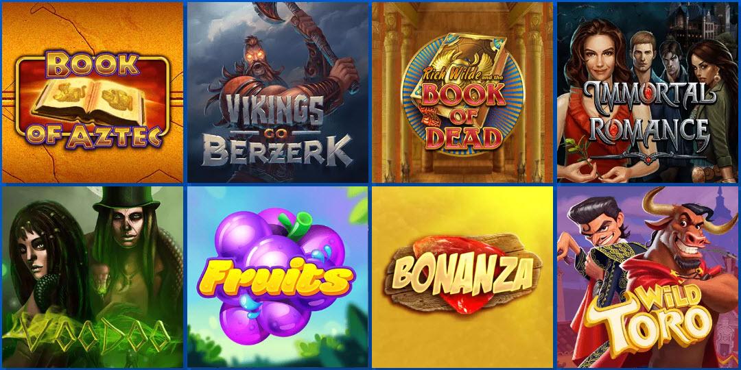 EuSlot Casino Games Slots